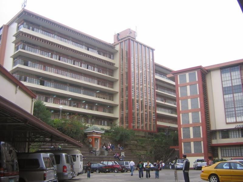 SLU Baguio City campus