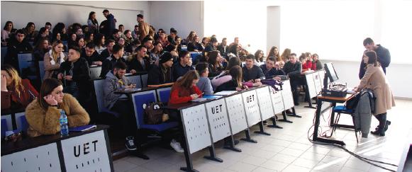 UET Students Gathering